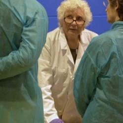 Margaret Thomas - identifying bee diseases