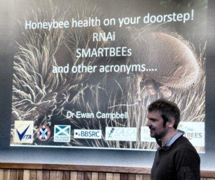 Dr Ewan Campbell