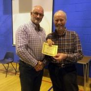 Ian Mackley (SBA module certificate)